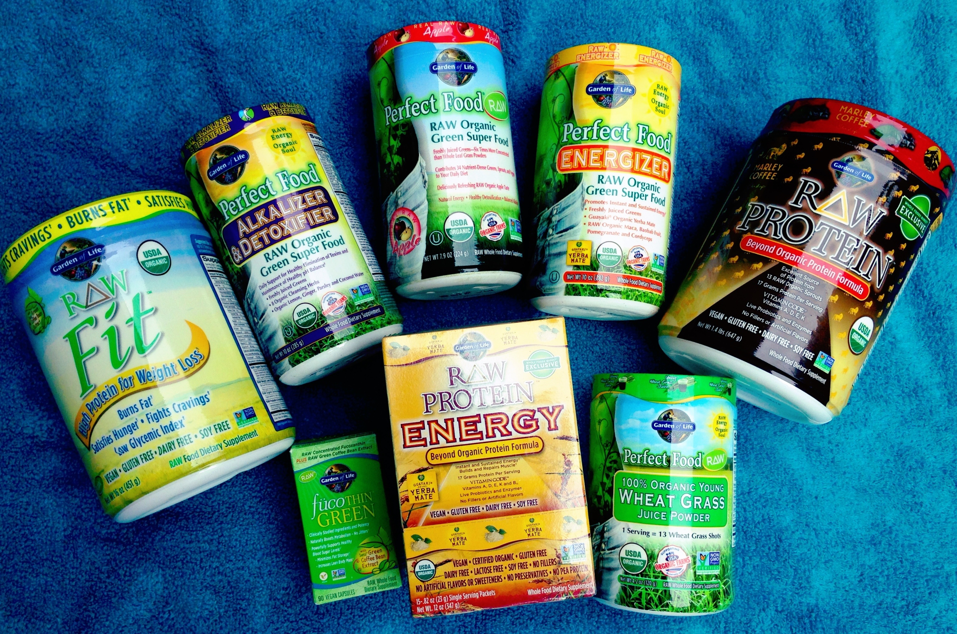 Garden Of Life Organic Supplement Review New Products