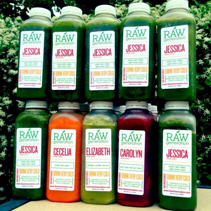 Raw cleanse review