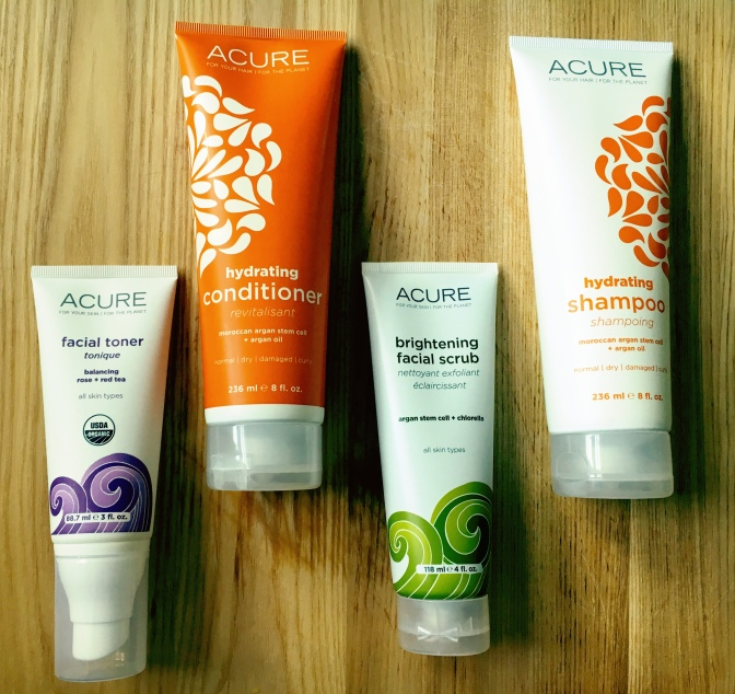 Video: Acure Organic Skincare Top Sellers Sneaky Peaky!